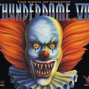Thunderdome VIII - The Devil In Disguise CD1