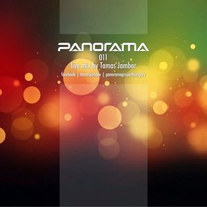 Panorama011 - Mixed live by Tamas Jambor