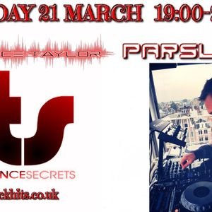Parsley  -  21 MARCH 2014 GUEST MIX