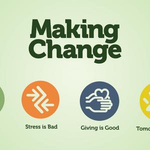 Making Change :: Giving is Good :: Pastor Stephen Wescott - Audio