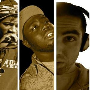 Say Word June 14th 2012 - The Fusionists (NBS) bless the Studio