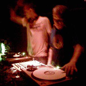 Digitalverkehr @ Alte Molkerei Berlin -  Marc S. & André Minée - 10.11.07 (4) live