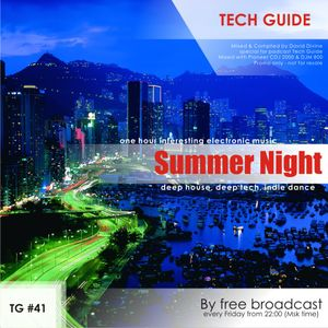 David Divine - Tech Guide #41 (Summer Night)