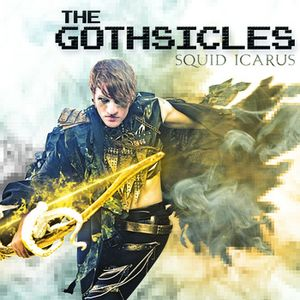 "S&SR n°946- THE GOTHSICLES  ""Squid Icarus"" top of the week ! & DARK DISCHARGE Interview/promotion"