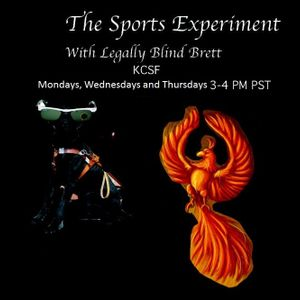 Sports Experiment with Legally Blind Brett (Season 2 Episode. 2) 01/31/2013