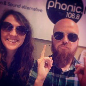 Lisa and Tom on Phonic FM [01/08/2019]