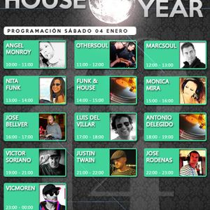 Angel Monroy Presents F&SPlease! HouseNewYear