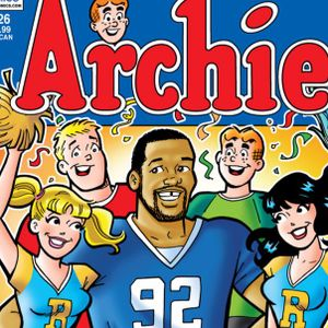 61 - Archie #626 - Michael Strahan