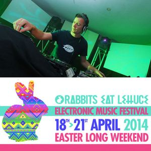 Rabbits Eat Lettuce Fish Bowl Stage 2am - 4.40am