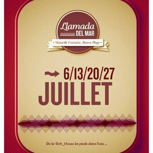 Llamada Del Mar @ Bistrot Plage, Marseille (2011.07.13) Part 5 - Elysée