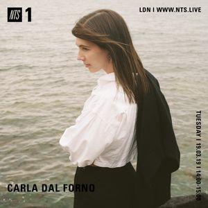 Carla Dal Forno - 19th March 2019