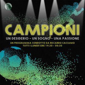 Campioni - Puntata 1 - Ospite Simone Patrinicola