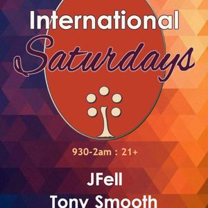 Brazilian/Afro Lounge Mix Live from Red Maple International Saturday