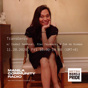 TransGenre w/ Metro Manila Pride - 11.20.2020