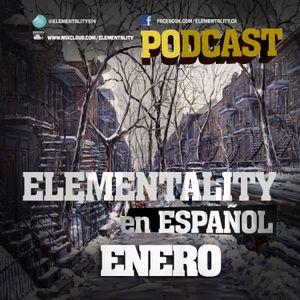 Elementality Podcast Enero 2013 (Español)