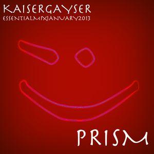 Kaiser Gayser 'PRISM' Essential Mix