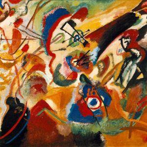 Kandinsky's Lunch Break