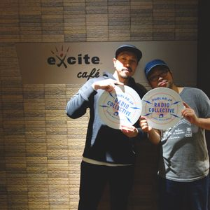 Life Is a Journey Vol.16 hosted by DJ Funnel feat. Ryuhei The Man   dublab.jp @ excite cafe 9May2018
