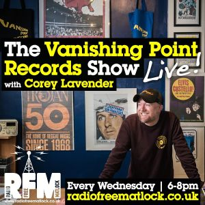 The Vanishing Point Records Show with Corey Lavender, Oct 7, 2020