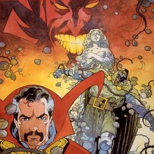 Doctor Strange & Doctor Doom ~ Triumph and Torment