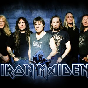 SPECIAL IRON MAIDEN UP THE IRONS IN ONDAS Metallicas by FREDY MARINI enjoy