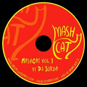 MashCat Vol. 1 by Dj. Surda