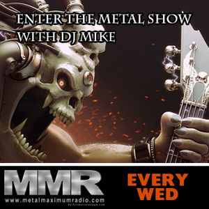 Enter The Metal Show con Dj Mike - Intervista ArtemisiA 20170517