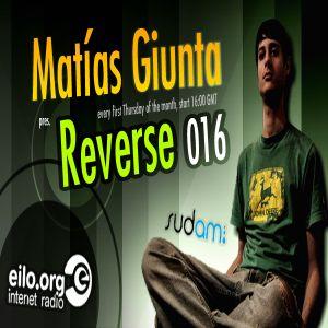Reverse 016 - Matt G. AKA Matias Giunta