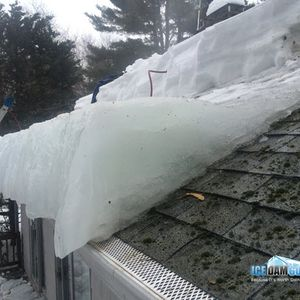 Ice Dam Guys Save Day during Boise Snowpocolypse