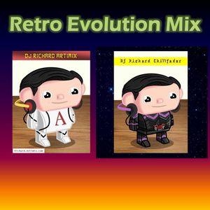 Retro Evolution Mix Vol. 27 - Richard Artimix Mixtape