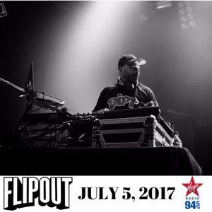 Flipout - Virgin Radio - July 5, 2017