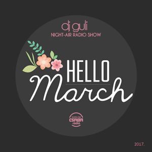 DJ Guli - Night-Air Radio Show 2017 March