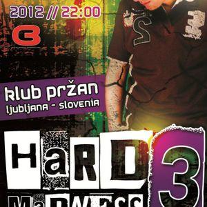 Hell-X - Hard Madness III. promomix (New Terror Vol IV.) 320 kbps, 170 - 280 bpm