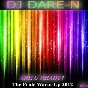 Are You Ready?  the Pride Warm Up 2012 Part 1