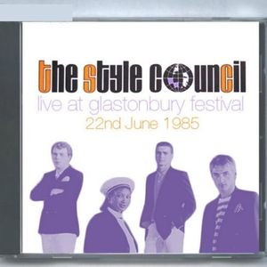 The Style Council  - Glastonbury 1985