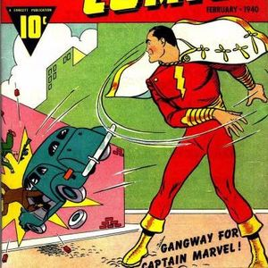 62 - Whiz Comics #2 - Captain Marvel and Shazam