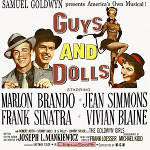 75. Guys and Dolls, The Student Prince, Labyrinth