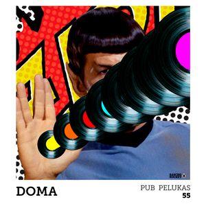 Pub Pelukas vol.55 - DOMA