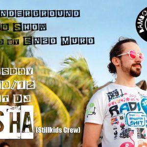 LA Underground Radio Show w/ PASHA (Stillkids Crew) hosted by Enzo Muro
