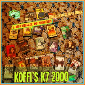 k7 2000 - a mix of senegalese and ivorian tapes