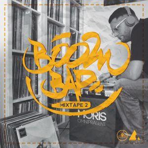 DJ Mathew - Boom Bap Mixtape 2