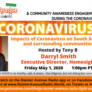 Coronavirus Special 24 - Darryl Smith