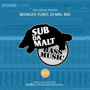 Subdamalt Bass Music podcast #09