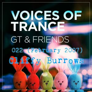Cliffy Burrows - Voices Of Trance 022 (February 2007)