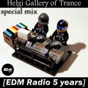 Helgi - Gallery of Trance #28 [EDM Radio 5 years]