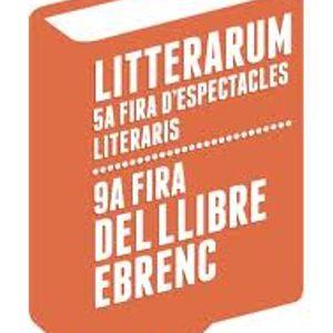Literarum, Fira del Llibre Ebrenc 2012