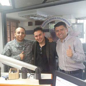 Andrés Sandoval Visita la Emisora Con Más Altura del País