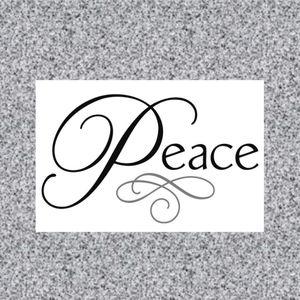 Fruit of the Spirit-Peace - Audio
