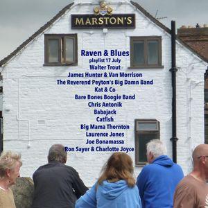 Raven & Blues 15 July 2016
