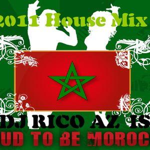 Proud To Be Moroccan (Dj Rico Az Mix)